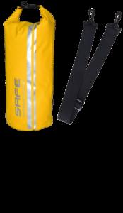Sacca waterproof  20 L Gialla