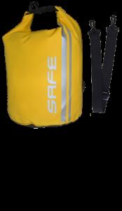 Sacca waterproof 5 lt gialla