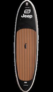 10.6 Jeep® Paddle Board